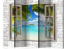Paraván - Dream Island II [Room Dividers]